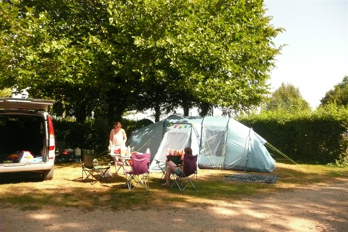 Phototh que camping le jardin botanique for Camping le jardin