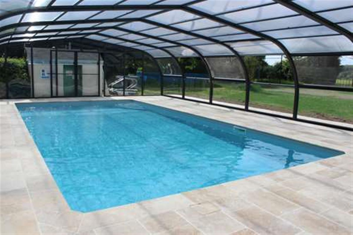 camping avec piscine couverte et chauff e amboise